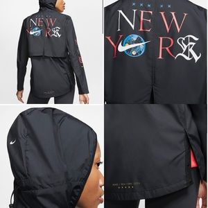 NWT Nike NYC Limited Edition Running Jacket XS